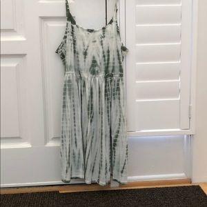Tie dye summer dress!